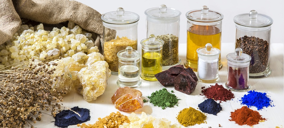 Сырье и ингредиенты